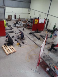 Workshop Fabrication Services